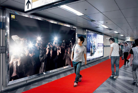 Airport ambient | Best of Ambient Marketing | Scoop.it