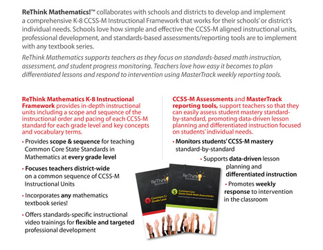 rethinkmathematics.com - About Us | First Grade Website Resources | Scoop.it