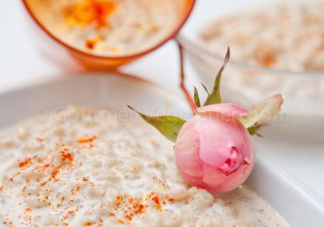 Riz au lait à l'indienne - Le Gourmet Végétarien | Végétarisme, alternative alimentaire | Scoop.it