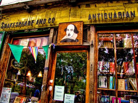Il y a un an : disparation du patron de Shakespeare & Co. | Merveilles - Marvels | Scoop.it
