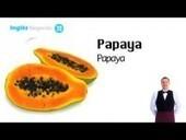 Inglés para camareros. Las frutas en inglés - Paraemigrantes.com | Servicios en Restauración | Scoop.it