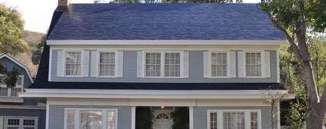 5 x duurzaam bouwen met 'onzichtbare' zonnepanelen | Built Environment | Zuyd Bibliotheek | Scoop.it