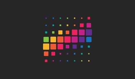 #CodeVember #6 / 2016 - rainbow tiles (pure CSS, late) | Les belles ressources ! print - web - digital | Scoop.it
