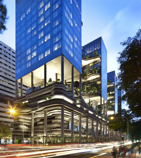 PARKROYAL on Pickering / WOHA | Arquitectura - Buenas Prácticas | Scoop.it