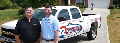 Atlanta Air Conditioning | Heating and Cooling | Plumbing Services | Electrical Contractor in Kennesaw | Reliable Heating and Air | Air Conditioning Service Atlanta | Scoop.it