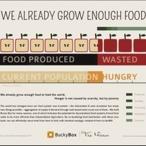 We Already Grow Enough Food | Visual.ly | Collateral Websurfing | Scoop.it