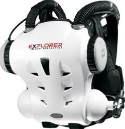 HOLLIS Gear set to release Explorer SPORT Rebreather | All about water, the oceans, environmental issues | Scoop.it