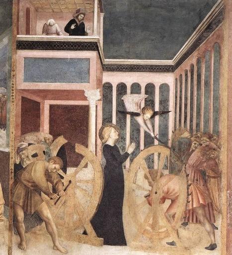 Masolino a Roma: gli affreschi nella Cappella di Santa Caterina | Capire l'arte | Scoop.it