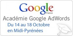 Google Adwords Academy le 14 & 15 Octobre dès 09H00 à La Cantine Toulouse... | La Cantine Toulouse | Scoop.it