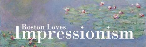 Clic France / Boston: le public commissaire de la prochaine exposition Impressionnistes | Clic France | Scoop.it