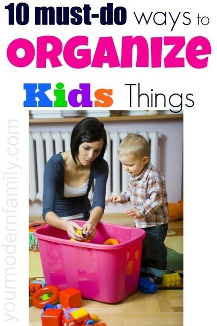 How to organize our kids things | Funny and just cuz | Scoop.it