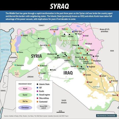 La guerre contre la Syrie s'étend aux pays voisins : le Liban en grave danger   Autres Vérités   Scoop.it