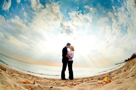 Engagement photos contest - Babbling Bride Board | Wedding Photography in Normandy | Scoop.it