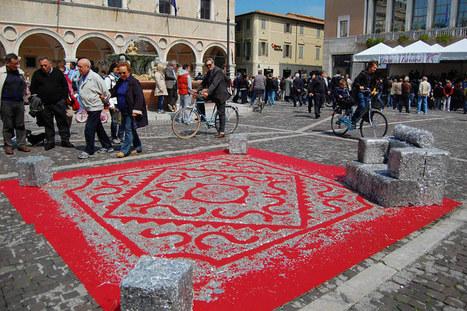 Dario Tironi & Koji Yoshida: Silver on Red Carpet   Art Installations, Sculpture, Contemporary Art   Scoop.it
