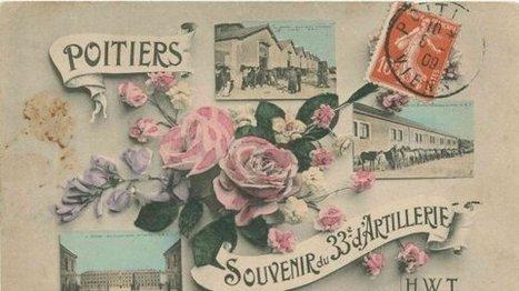 Poitou-Charentes : Un blog pour rendre hommage à tous les poilus de la Vienne | Nos Racines | Scoop.it