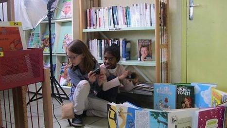 Les enfants photographient les coulisses des bibliothèques | bibliotheques, de l'air | Scoop.it