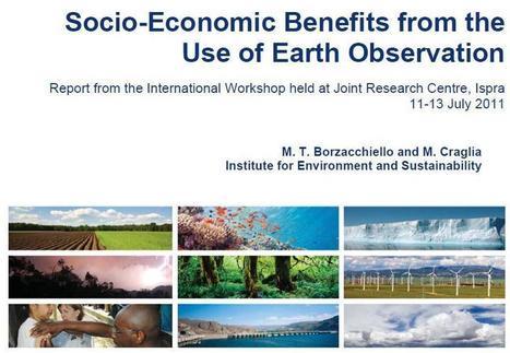 GeoInformação Online -  Que valor tem a Informação Geográfica? | Geoprocessing | Scoop.it