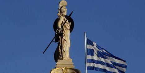 Le PIB grec chute de 6,5 % au premier trimestre | Econopoli | Scoop.it