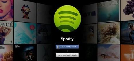 Spotify teste une version Web pour les navigateurs internet | Gouvernance web - Quelles stratégies web  ? | Scoop.it