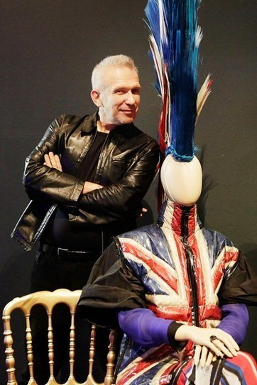 Boy Wonder: Jean Paul Gaultier Exhibition Preview | Everything is about Fashion. | Scoop.it