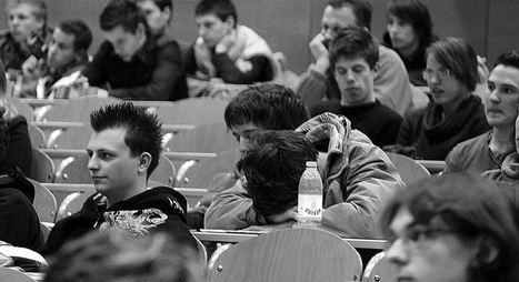 Cuando los alumnos despierten, el profesorado temblará. | Innovación docente universidad | Scoop.it