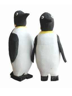 Recycled Flip-Flop Penguins