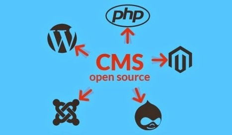 Why to choose open source website development over other platforms? | Afycon-Website development | Scoop.it