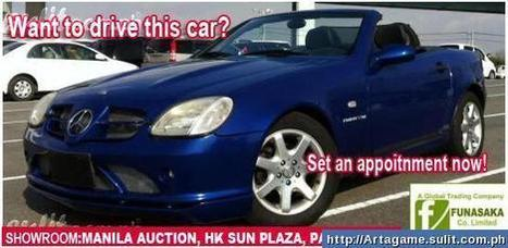Asap Sale Refined Style, Mercedes Slk 230 (japan Imported) - Secondhand For Sale Philippines - 32874392 | ASAP Sale Refined Style, Mercedes SLK 230 (Japan Imported) | Scoop.it