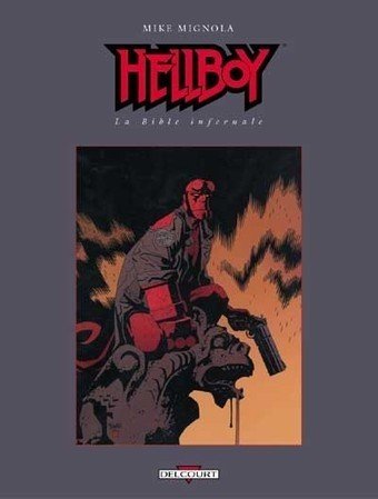 Hellboy : La Bible Infernale - Comics Place | Let´s Talk to The Bible | Scoop.it