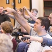 Tackling large lecture halls with technology | Mobile Education: Schools of the Future | Scoop.it