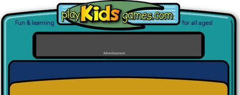 Memory Games at Play Kids Games | Working memory resources | Scoop.it