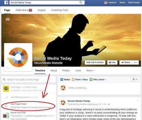 Facebook Switches Page Management and Posting Options – What You Need to Know | MarketingHits | Scoop.it