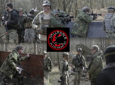 SEAL Senior Chief DON SHIPLEY hits the field at Ballahack Airsoft on Saturday! - Facebook | Thumpy's 3D House of Airsoft™ @ Scoop.it | Scoop.it