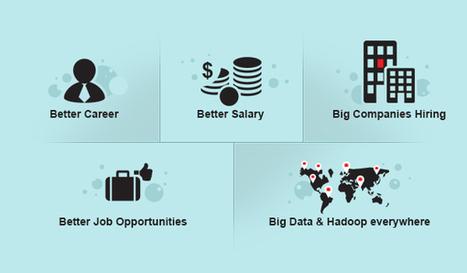 Hadoop Advantages, Opportunities and Salary for Hadoop | Edureka | Edureka | Scoop.it