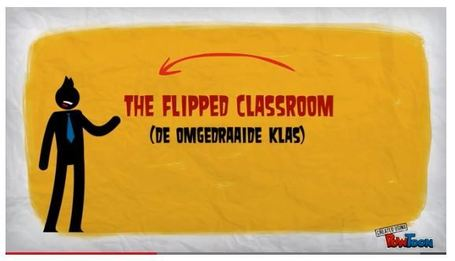 "Introductievideo ""The Flipped Classroom"" 