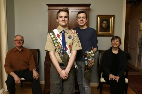Two Scouting families; opposite views on gay ban - WTOP | Boy Scouts Admitting Gays | Scoop.it