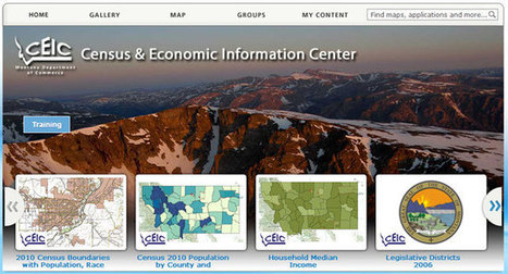 Keep your ArcGIS Online organization organized with visual cues | ArcGIS Resources | ArcGIS Geography | Scoop.it
