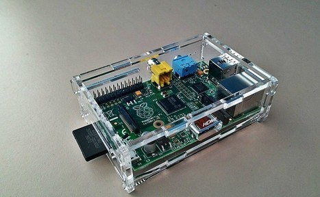 Building an APRS iGate using a Raspberry Pi and a TV tuner dongle - Milo Noblet | Arduino, Netduino, Rasperry Pi! | Scoop.it