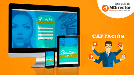 Whitepaper Landing Pages efectivas | eCommerce & around | Scoop.it