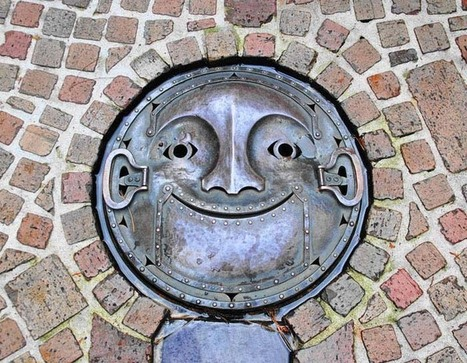 The Unique Japanese Manhole Covers | GetZine.org | Funny&Interesting | Scoop.it