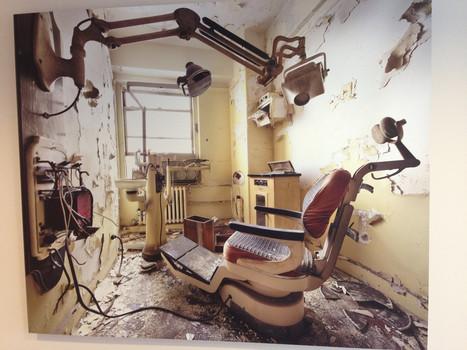 Dentist office, Detroit (1200x900) | Rebrn.com | Modern Ruins | Scoop.it