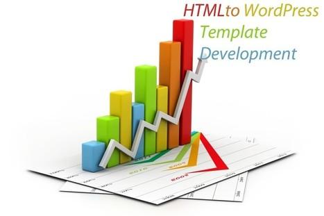 Best HTML to WordPress Website Development | Narmadatech | Scoop.it