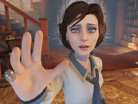 'BioShock Infinite' takes the artificial out of artificial intelligence ... | Artificial Intelligence.. | Scoop.it
