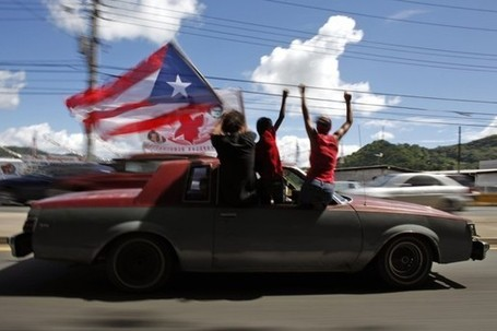 Puerto Rico endorses US statehood | Human Geography Too | Scoop.it