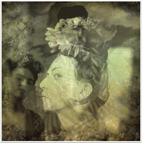 TheAppWhisperer – Portrait of An Artist – 'Dia de los Muertos' – Challenge Results | Mobile Photo News, Clips, Info | Scoop.it