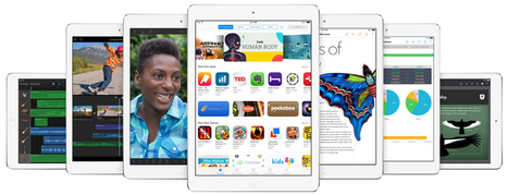 iPad Air Launched: It Gets Thinner, Better, And Faster | Application Development | Scoop.it