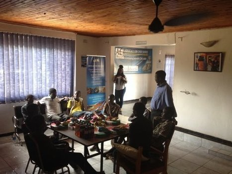 """Review Joshua David Waters Volunteer in Lusaka Zambia Youth/human rights program 