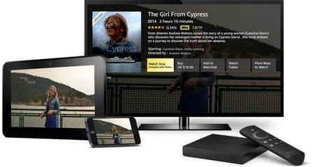 Amazon takes on YouTube with launch of Amazon VideoDirect   SportonRadio   Scoop.it