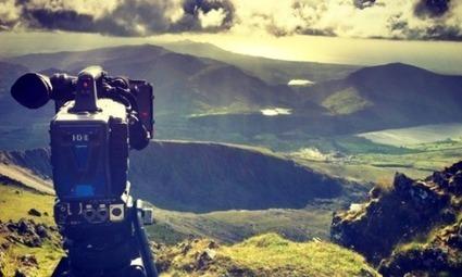 Ian Burton - multi-award winning HD lighting cameraman.   What's new in Visual Communication?   Scoop.it