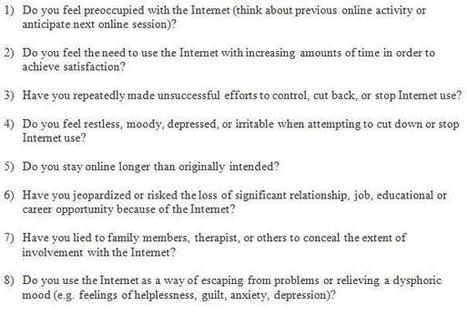 The Problem with Internet Addiction » Cyborgology   L'imaginaire du virtuel   Scoop.it